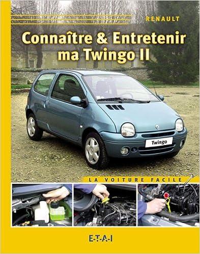 Livres gratuits en ligne Connaître & entretenir ma Twingo II pdf, epub ebook