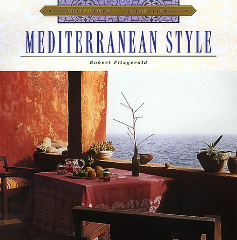 Architecture Design Library Mediterranean Style product image