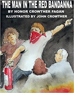 Image result for the man in the red bandana picture book
