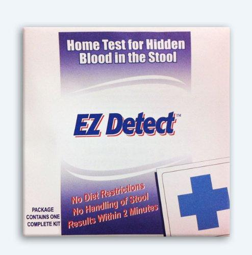 EZ Detect Colon Disease Test Kit - 5 Test Pads, Pack of 6