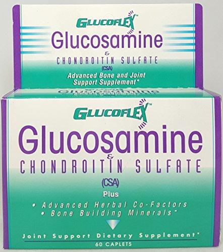 Windmill Glucosamine Chondroitin Sulfate Capsules, 60 Capsul