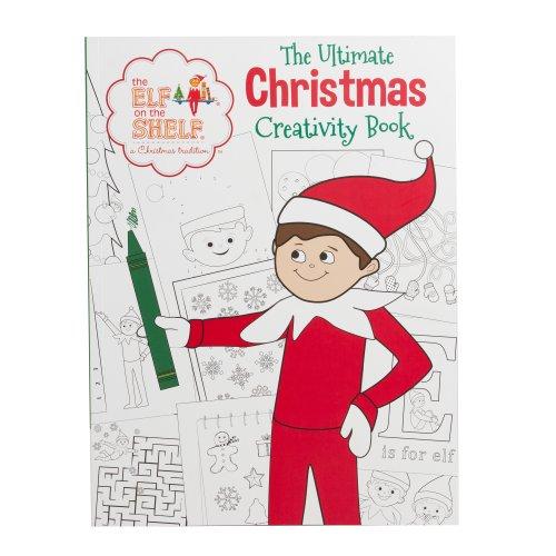 Ultimate Christmas Creativity Book (Christmas Elf Toy)
