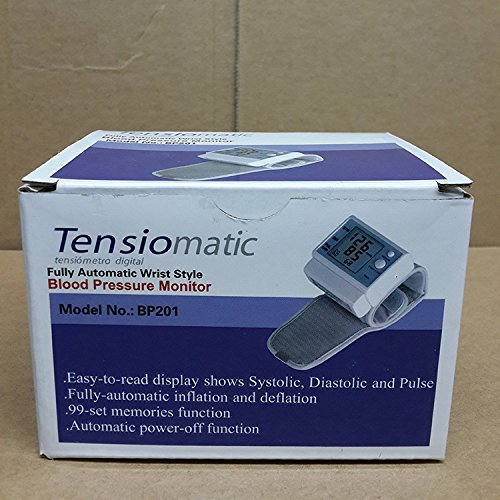 Amazon.com: Dus Health Wimious Home Wrist Blood Pressure Monitor Office Gift: Computers & Accessories