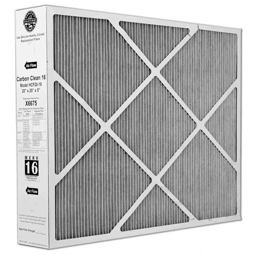 hy Climate Carbon Clean 16 HCF20-16 MERV 16 Filter Replacement - 20