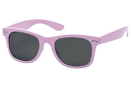 Montana Gafas Sunoptic 958D niños gafas de sol en rosa