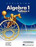 Exploring Algebra 1 with Fathom Dynamic Data Software Version 2, Eric Kamischke and Larry Copes, 1559538015