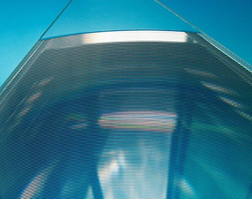 2-Pack Square Fresnel lens 350*350MM Focal Length 370mm for solar collecting, cooking outside,solar energy fresnel lens, DIY Project by Six Seasons (Image #4)