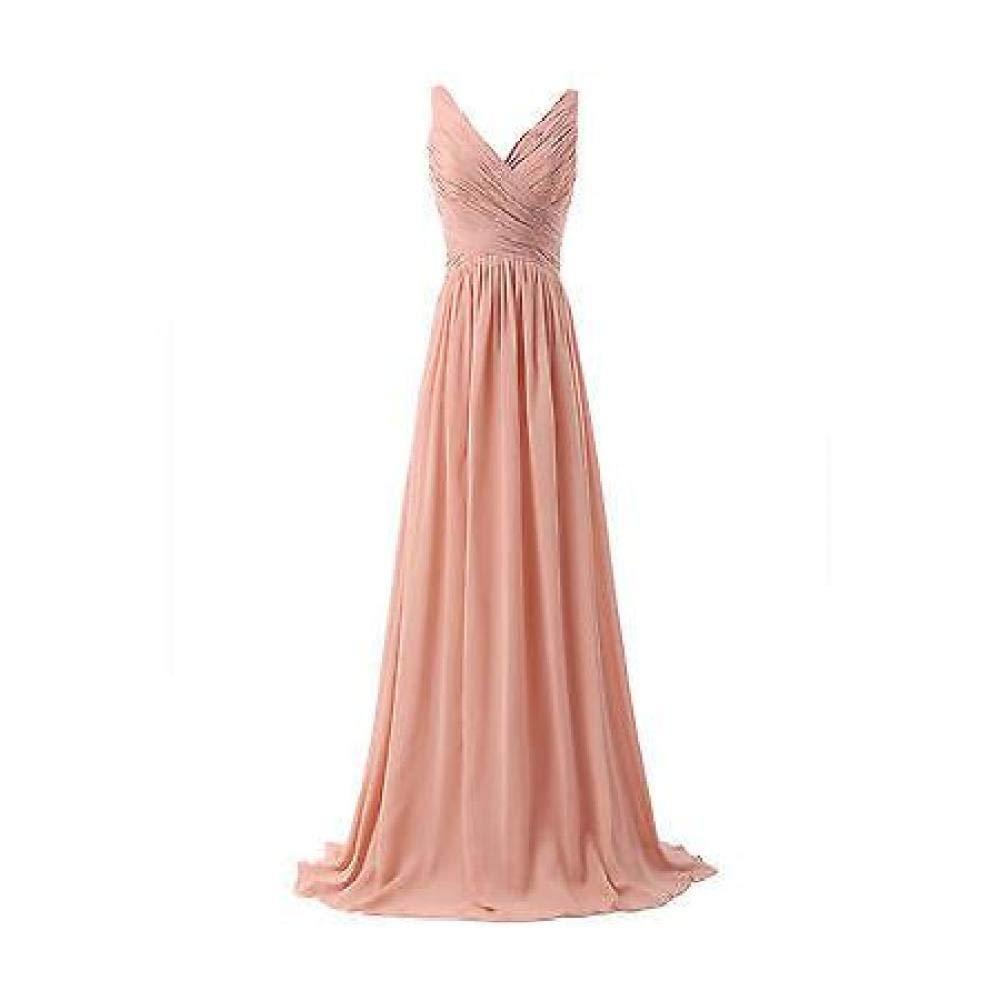 Amazon.com: FidgetFidget Plus size Prom Evening Bridesmaid ...