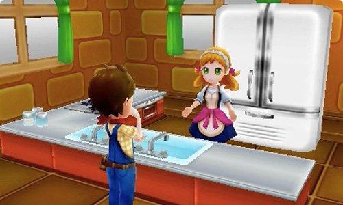 Amazon.com: Harvest Moon Skytree Village - Nintendo 3DS: Video Games