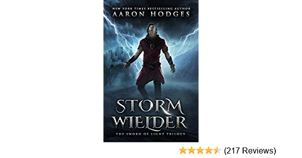 Stormwielder (The Sword of Light Book 1)