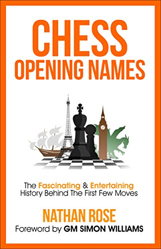Chess Opening Names: The Fascinating & Entertaining History