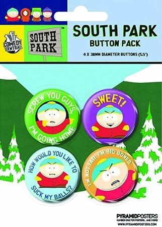 Empire Merchandising South Park badgepack: Amazon.es: Juguetes y juegos