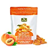 Dried Apricots, 1 Pound Bag from Basse Dried Fruits – 1lb Bag of Dried Apricots, Great Healthy Snack (1 Pound Bag) For Sale