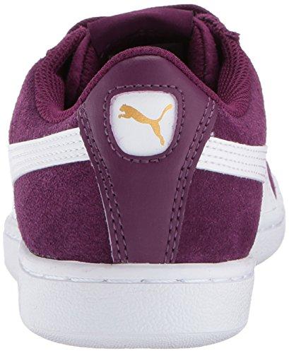 Vikky puma Purple PUMA Women's White Sneaker Dark RCfOUngwq