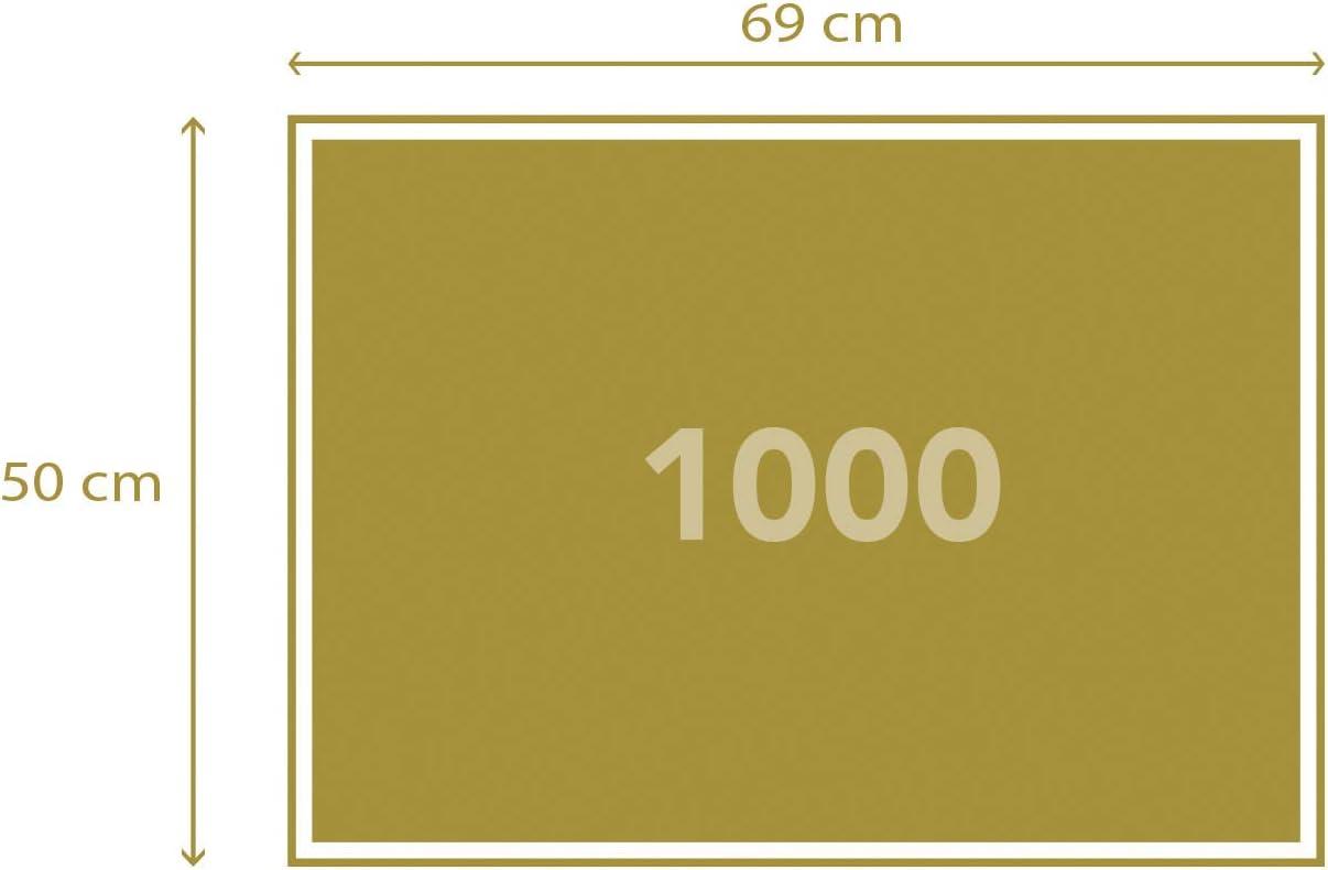 Clementoni 39522 Puzzle 1.000 Teile-Matcha Tee