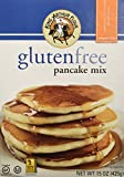 KING ARTHUR MIX PANCAKE GF,15 Ounce (Pack of 3)