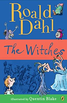 The Witches 0140340203 Book Cover