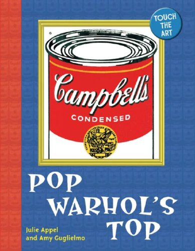 Touch the Art: Pop Warhol's Top (Silver Touch Usa)