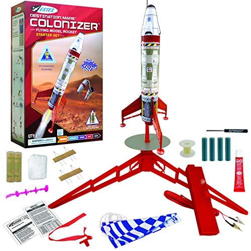 Estes Destination Mars Colonizer Model Rocket
