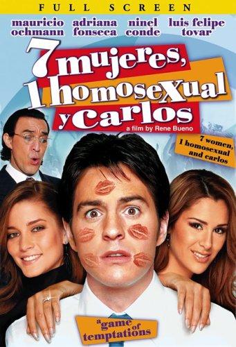 7 Mujeres, 1 Homosexual y Carlos - Seller: streetlight_records [+Peso($26.00 c/100gr)] (MMV)