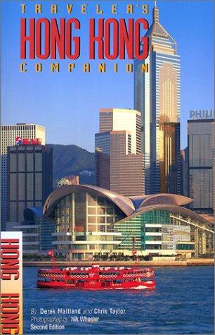 Traveler's Companion Hong Kong, 2nd (Traveler's Companion Series) pdf