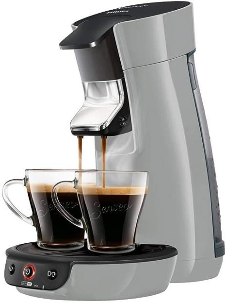 Philips Senseo HD 6561/50 Viva Cafe - Cafetera monodosis, color gris: Amazon.es: Hogar
