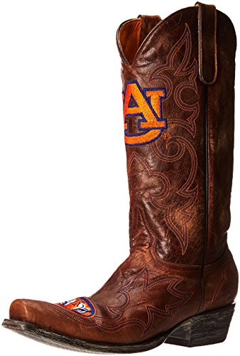 Ncaa Auburn Tigers Mens Gameday Stivali In Ottone