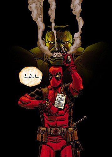 Imagenation DEADPOOL 'COUNTDOWN TO DEATH' Professional
