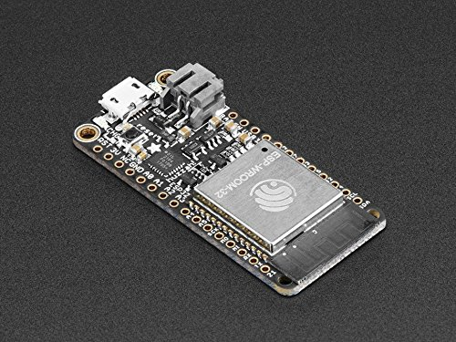 Amazon.com - Adafruit HUZZAH32 – ESP32 Feather Board