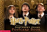 Harry Potter and the Sorcerer's Stone Postcard Book, book, 0439288568