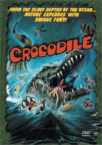 Crocodile dvd movies