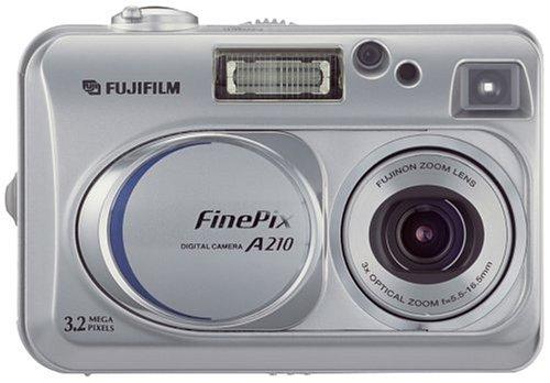FUJIFILM FINEPIX A210 DOWNLOAD DRIVER