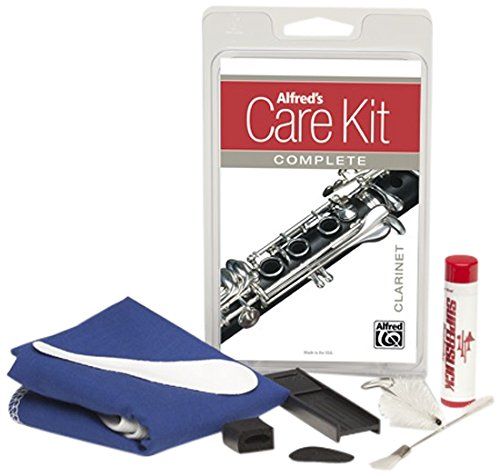 Alfred Music Publishing 99-1473291 Clarinet Cleaning & Care Product