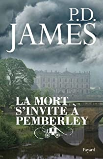 La mort s'invite à Pemberley par James