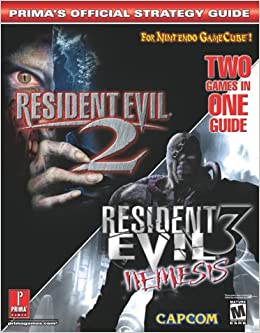 Resident Evil 2 & 3 (Prima's Official Strategy Guide