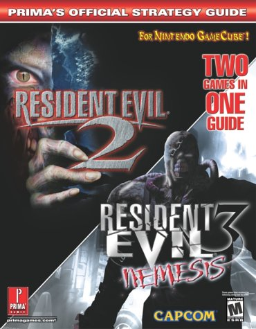 Resident Evil 2 & 3 (Prima's Official Strategy Guide) pdf epub