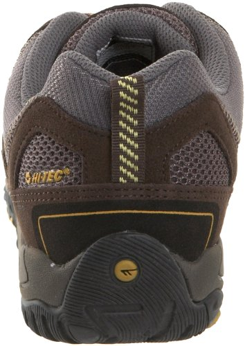 Tec Terrain Dark Men's Chocolate Shoe Saffron Total Hiking Aero Hi gwdtZg