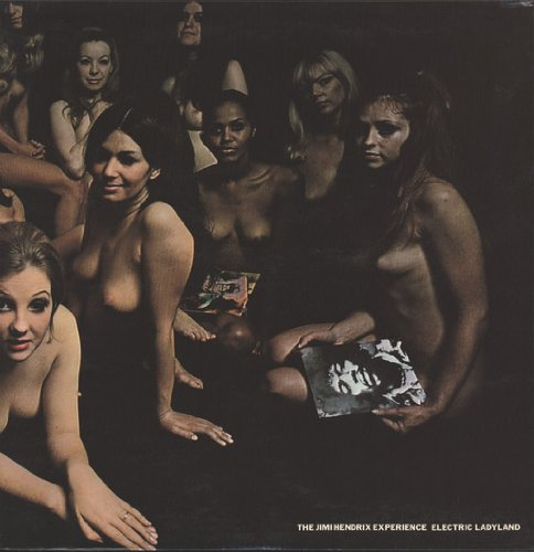 electric ladyland LP (The Jimi Hendrix Experience Electric Ladyland Vinyl)