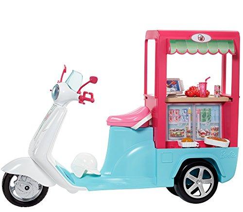 Barbie Bistro Cart Playset