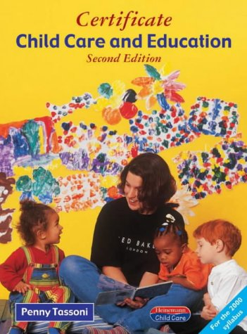 Download Certificate in Child Care and Education 2nd Ed ebook