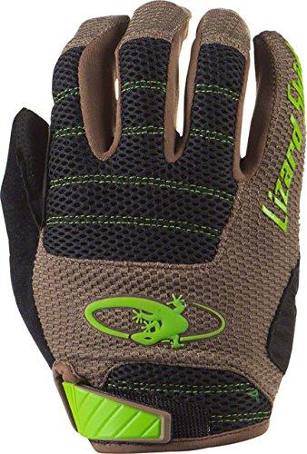 Lizard Apparel - Lizard Skins Monitor AM Gloves: Olive/Jet Black LG