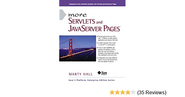 Pdf edition pages servlets second core and javaserver