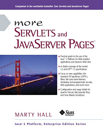 More Servlets and JavaServer Pages by Pearson Education