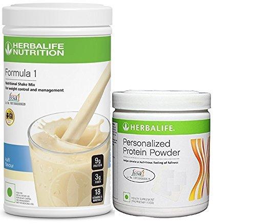 Herbalife Formula 1(Kulfi) with Personalized Protein Powder(200gm)