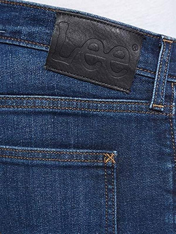 Lee dżinsy męskie prawidłową ściągacz l719jq67 Luke: Odzież