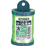 タジマ パーフェクト リール水糸 蛍光グリーン 太0.8mm 長さ300m PRM-M300G