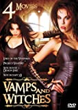 Vamps and Witches 4 Movie Pack