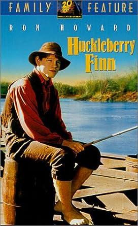 Huckleberry Finn [USA] [VHS]: Amazon.es: Ron Howard, Don Most ...