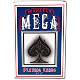 "Jumbo Oversize Playing Cards 4.5""x7"" by Midway Monsters"