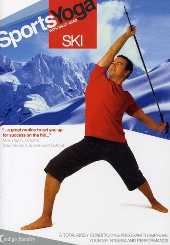 DVD : Sports Yoga With Billy Asad (Colorized)